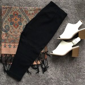 NWOT UO high wasted cropped dress pants